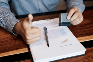Порядок регистрации юридического лица
