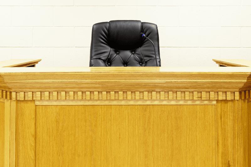 Судейское кресло